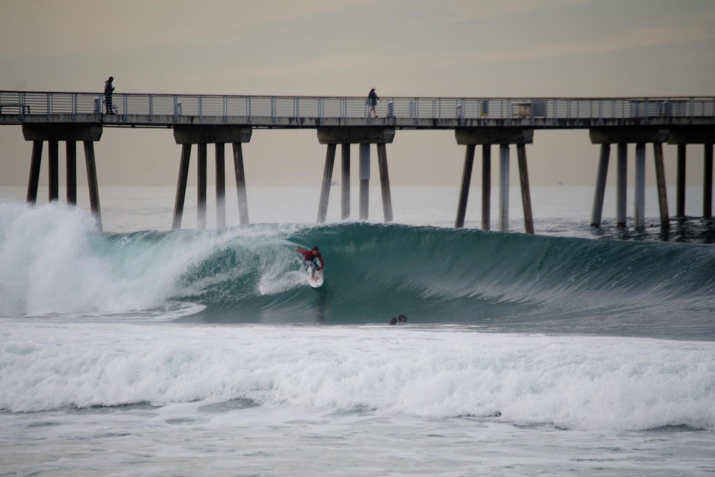 Manhattan Pier Southside Surf Report Forecast Live Cam Surfline
