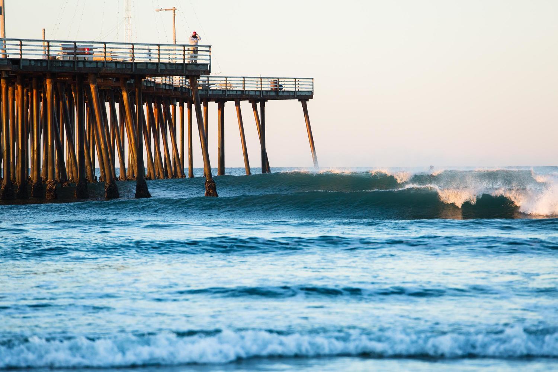 pismo beach surf report Pismo Beach Pier Surf Report