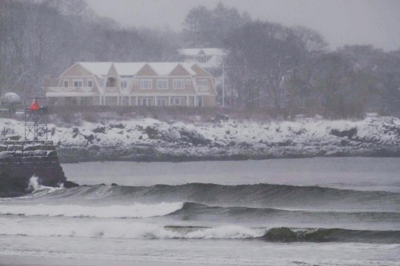 Scarborough Beach State Park Surf Report Forecast Surfline
