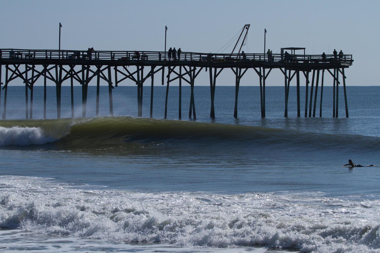 Kure Beach Surf Report & 17-Day Surf Forecast - Surfline