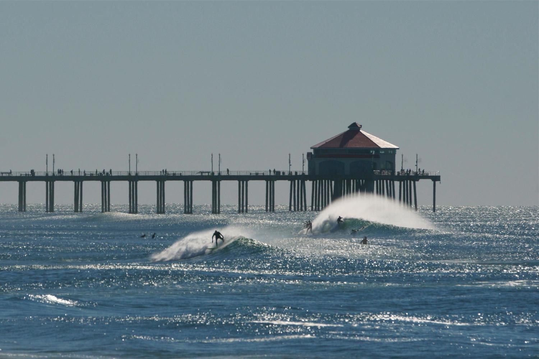 HB Southside Surf Report, Live Surf Cams & 17-Day Surf