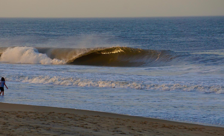 oak island surf report